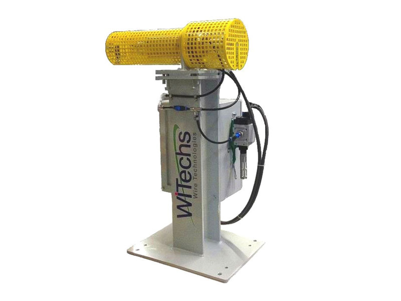 Hot-Air Drying Nozzle on a Column HD-S